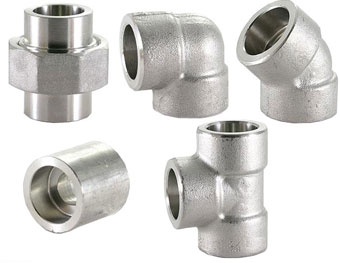 Stockist Of Stainless Steel Carbon Steel Forged Fittings