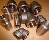304L Stainless Steel Forged Fitting Manufacturing