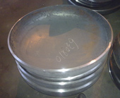 316 Stainless steel buttweld pipe cap manufacturing