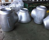Super Duplex Steel Forged Fittings Manufacturing