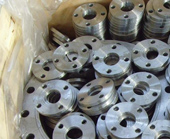 Nickel Alloy Slip On Flanges Manufacturing